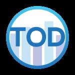 Het logo van Traffic On Demand.